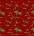 seamless pattern with texture shabpaint vector image
