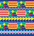 tribal ghana seamless geometric pattern