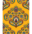 Vintage ornate seamless pattern with Eastern vector image vector image