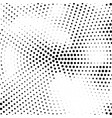 abstract halftone texture minimalism vector image