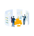business concept vector image