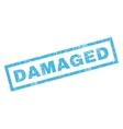 Damaged Rubber Stamp