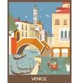 Venice vector image