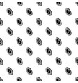 flower clothes button pattern seamless vector image