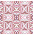 pink seamless psychedelic abstract swirl burst vector image vector image