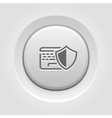 Data Protection Icon vector image vector image