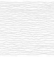 seamless pattern lines texture vector image vector image