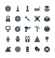 Gaming Cool Icons 3 vector image vector image