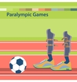 Summer Paralympic Games vector image vector image