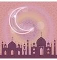 islammusulma pattern vector image vector image