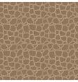 Stones seamless pattern vector image