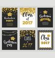 Graduation class of 2017 party invitations