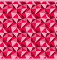 low poly triangle pattern vector image