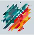minimalistic design creativediagonal background vector image vector image