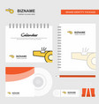 whistle logo calendar template cd cover diary and vector image vector image