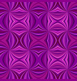 purple seamless abstract psychedelic curved vector image