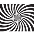 abstract background black and white pattern vector image vector image