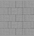 grunge graphite stone background in in platinum vector image vector image