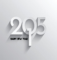 happy new year background 1711 vector image vector image