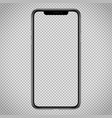 New smartphone template for web interface