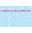 Abstract Christmas background New Year vector image vector image