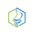 gastroenterology vector image