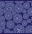seamless texture modern geometric background vector image