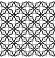 Flower seamless pattern 8 vector image