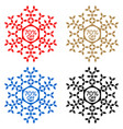 70 off discount sticker snowflake 70 off sale vector image vector image