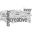 how you can boost your creativity vector image vector image