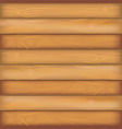 wood floor plank background vector image