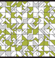 intricate geometrical seamless pattern design vector image vector image
