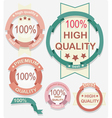 High quality labels vector | Price: 1 Credit (USD $1)