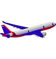 738 boing color vector image