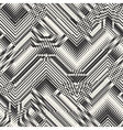geometric texture vector image vector image