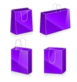 Box papper web vector image