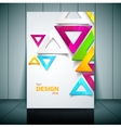 Business Flayer Template for vector image vector image