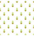 eco house pattern vector image