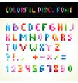 pixel type vector image