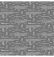 seamless military pattern 02 vector image vector image