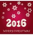 Beautiful Happy New Year 2016 vector image vector image