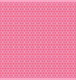 pink linear geometric pattern vector image vector image