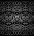 Vintage black ornamental background