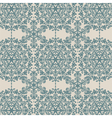 Classic damask Ornament pattern vector image vector image