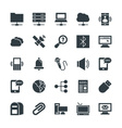 Communication Cool Icons 5 vector image