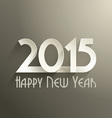 typography new year background 2811 vector image vector image