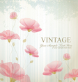 Vintage background with flowers vector | Price: 1 Credit (USD $1)