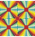 geometric pattern fractal vector image