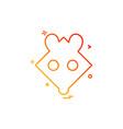 animals icon design vector image vector image