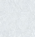 Curly lines vector image